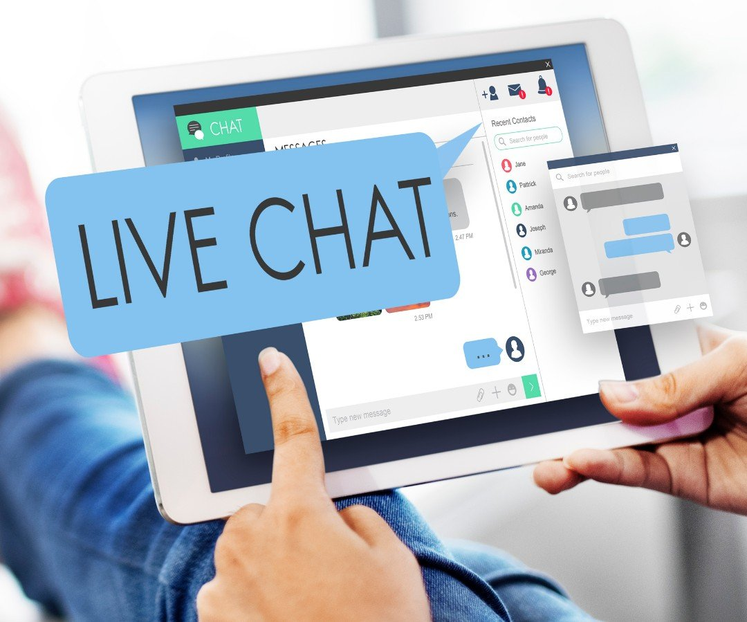Disrupt Live Chat ID 78546237 © Rawpixelimages | Dreamstime.com