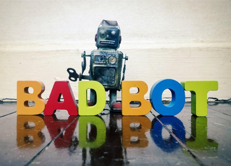 Bad Bot ID 118234986 © Davinci | Dreamstime.com