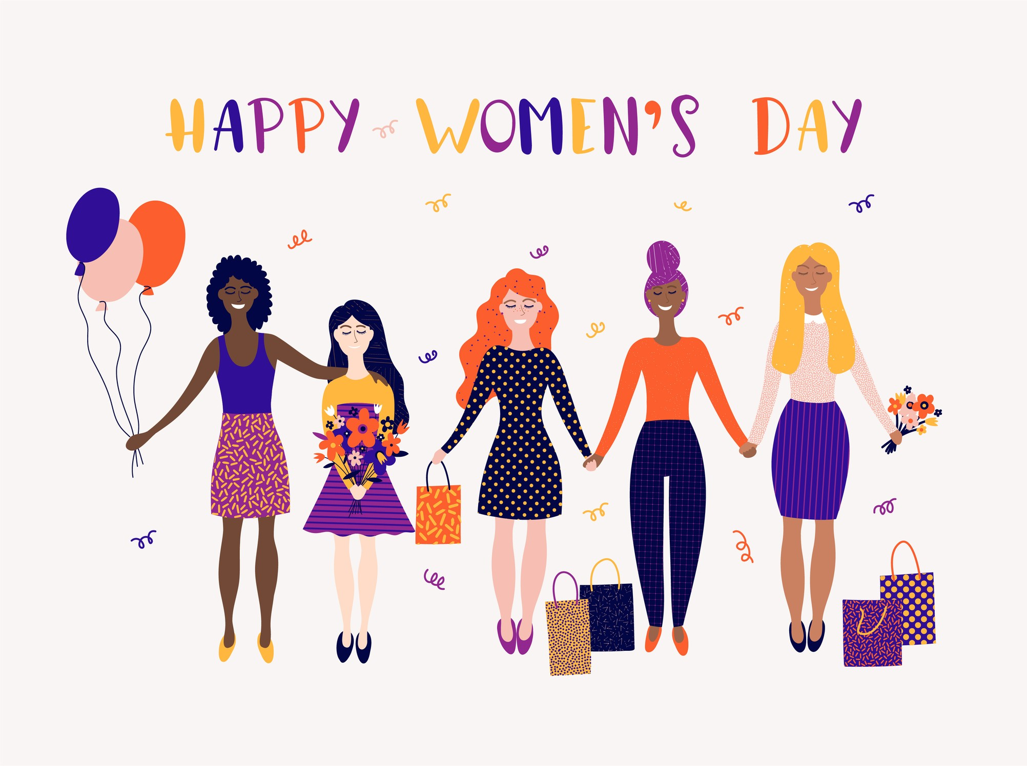 Female CX - Women's Day